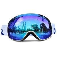 Motorcycle Windglasses Ski Glasses Double Antifogging Lenses Coca Myopia Lenses For Men And Women