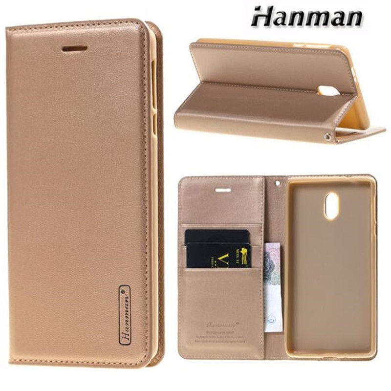 d27bd9f11c Detail Feedback Questions about Genuine Leather Flip Wallet Cover Case for  Nokia 8 Sirocco 7 Plus 6 5 3 6.1 5.1 Plus 2.1 3.1 X6 With Card Slot Stand  Cover ...