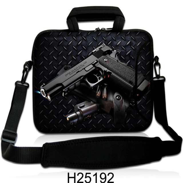 Fashion Laptop bag 10 11 12 13 14 15 15.6 17inch for ipad/macbook air/pro/lenovo shoulder bag men laptop accessories Waterproof  5