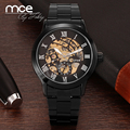 2016 new MCE Mens Roman Numerals Stainless Steel Automatic Mechanical Sport Wrist Watch  209