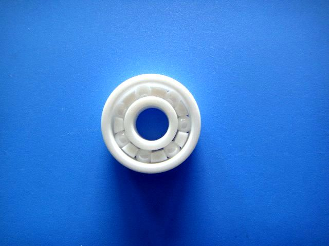 1PC Full ZrO2 ceramic ball bearing MR115 5X11X4 MM ZRO2 Zirconia Ceramic bearing free shipping 697 619 7 7x17x5 mm full zro2 ceramic ball bearing