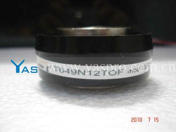 SCR/GTO תיריסטורים T649N12, T649N12TOF, T649N16, T649N1600TOC