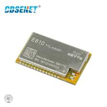 E810-TTL-CAN01 UART TTL to CAN-BUS CAN Protocal Modbus 3.3V 5V IoT Module цена в Москве и Питере
