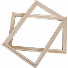 Простая деревянная рамка 40*50 см для картин «сделай сам» искусство