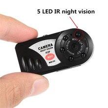 Мини Камара espia Q7 Камера Wi-Fi DVR Беспроводной видеокамера Регистраторы DV инфракрасного Ночное видение Камера для домашнего мониторинга