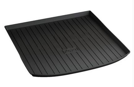dedicated no odor carpets waterproof non slip durable rubber car trunk mats for AudiA4 B ...