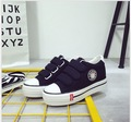 Дышащая туфли На Платформе Холст обувь женщина мода женская обувь Повседневная обувь теннис женщина для студентов ткань обувь 8820