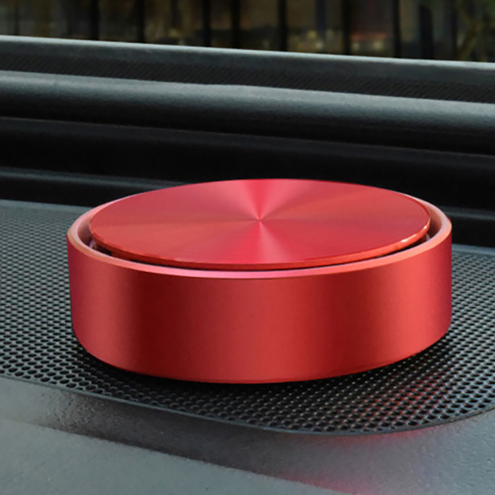 Car Air Freshener Alloy Perfume Seat Luxury Automobiles Indoor Air Purifier Aromatherapy Fragrance Smell Diffuser Accessories