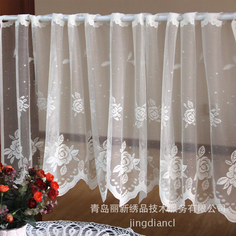 Online Get Cheap Crochet Lace Curtains -Aliexpress.com
