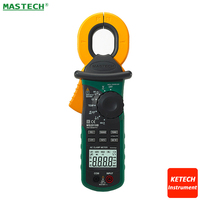 MASTECH MS2010B Multifunction High Sensitivity Leakage Current Clamp Meter DMM