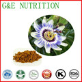 100% high quality passiflora extract/passion flower extract powder    20:1  600g