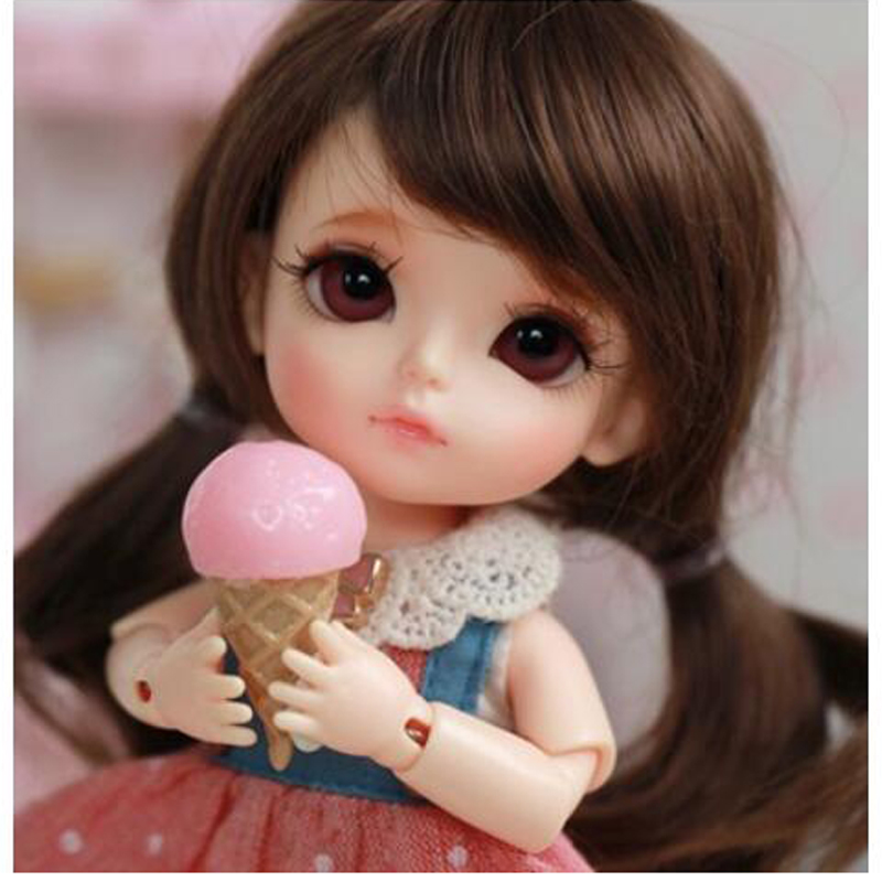 bjd / sd 1/8 doll lati yellow Lami gbelle sbelle luna Sophie lea happy sunny AoaoMeow uncle 1 3 1 4 1 6 doll accessories for bjd sd bjd eyelashes for doll 1 pair tx 03