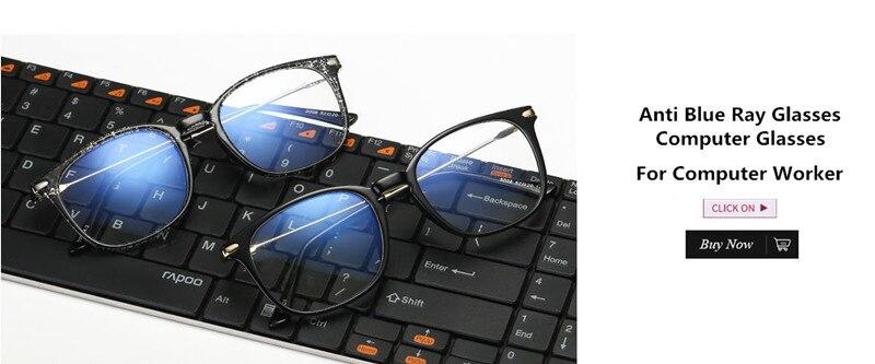 2c1633c987 XinMengC Unisex Computer Glasses Clear Lens Non prescription Optical ...