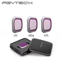 Профессиональная версия фильтра PGYTECH DJI Mavic 2 Pro UV CPL ND4 Mavic 2 Pro фильтр объектива камеры UV CPL ND4 фильтры