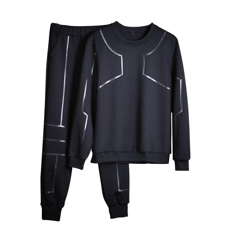 Tracksuit Men New Brand Tactical Chandal Hombre Boys Long Sleeves Men's Fitness Set Dres Meski Tracksuit For Men Clothing