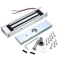 Safurance Single Door 12V Electric Magnetic Electromagnetic Lock 180KG (350LB) Access Control System