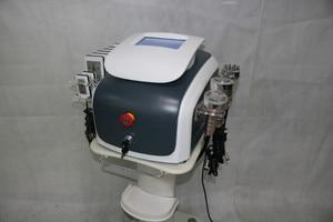 2019 new Portable 6 in 1 Cavitation Machine Fat Removal Machine Ultrasonic   Weight Loss Machine
