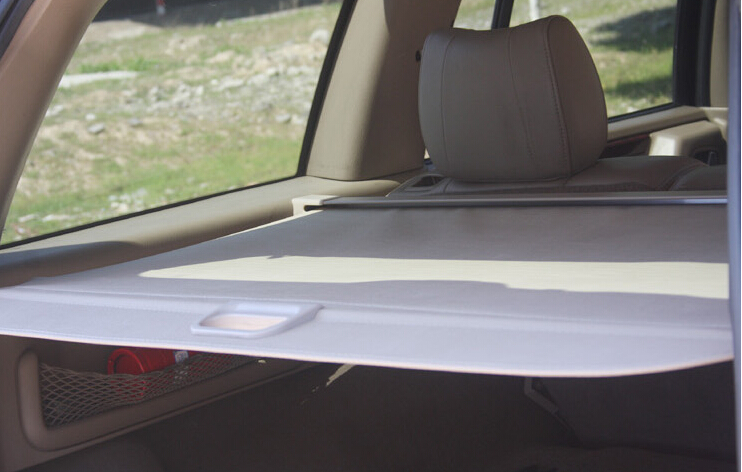 Beige Rear Trunk Security Shield Cargo Cover for For JEEP Grand Cherokee 2015 2014 2013 все цены