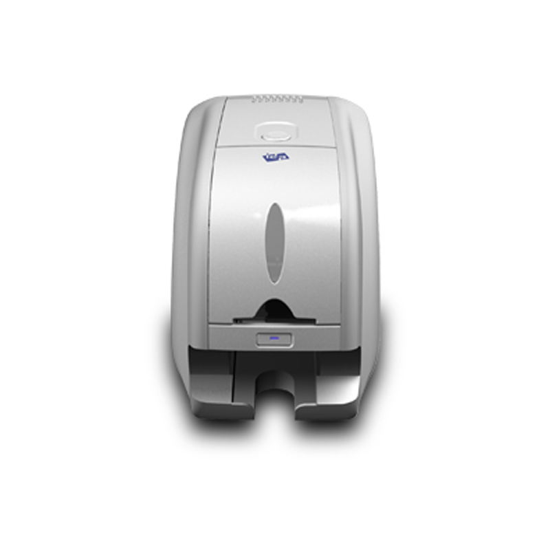 IDP 30S Smart single sided PVC ID card printer idp smart 650664 siadc p r red ribbon use for smart id card printer ribbon