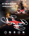 HOT Professional RC Drone LH - X10S 2.4G 4CH 6-Axis Gyro RTF Quadcopter RC 360 Eversion Helicopter Remote Control Dron Toy