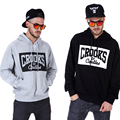 New fashion 2015 fall men's hip hop hoodie Crooks and Castles hooded long sleeve autumn casual tops sweatshirt for men