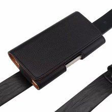 Holster Belt Clip Leather Mobile Phone Case Pouch For Oukitel K6000 Plus/K6000 Priemium/K6000 Pro/U20 Plus/U15 Pro/K6000/K10000
