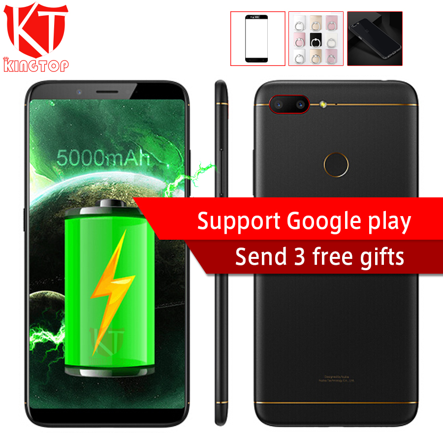 2018 ZTE Nubia N3 Mobile Phone 6.01 inch