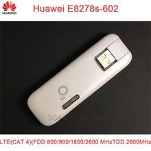 Huawei e8278 4 г lte разблокирована беспроводного модема и Wi-Fi DONGLE устройства