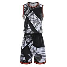 Мужские баскетбольные майки, Униформа, спортивный комплект, одежда, женский баскетбольный трикотажный комплект, рубашки, шорты, костюм, на заказ, с именем логотипа