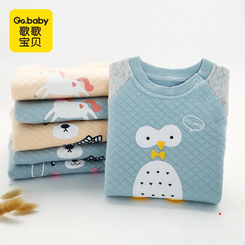 ac07bd8fb26a Acheter 9M Baby Boys Clothes Set For Girls Kids Toddler Girl Clothes Sets  Children s Clothing Boy Suit Children Winter Baby Outfits 3T Pas Cher Prix