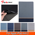 New For iPad mini 2 7.9 inch PU Leather Fashion High Quality Smart Sleep Cover Stand Case for Apple iPad mini2