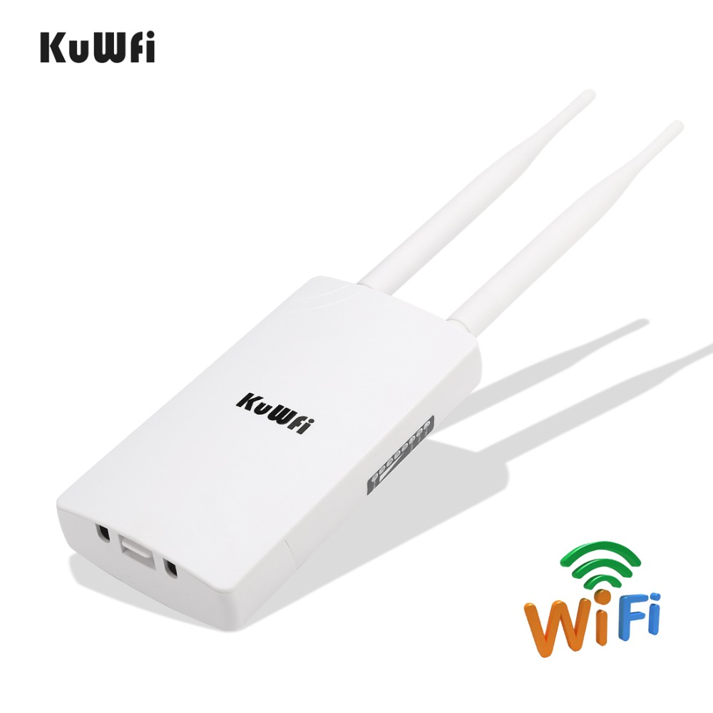 Image 3 - 2.4GHz 300Mbps High Power WiFi Repeater Extender Wide Area Indoor Wi Fi Amplifier With 360 Degree Omnidirection Antennas-in Wireless Routers from Computer & Office
