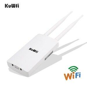Image 3 - 2.4GHz 300Mbps 고출력 WiFi 중계기 광역 실내 Wi Fi 증폭기 360 무 지향성 안테나