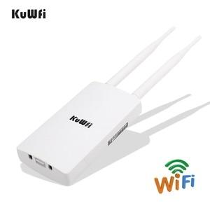 Image 3 - Amplificatore Wi Fi per interni ad ampia Area con estensione del ripetitore WiFi ad alta potenza da 2.4GHz 300Mbps con antenne omnidirezionali a 360 gradi