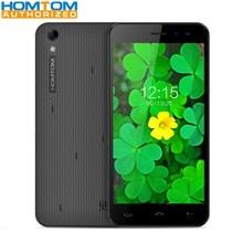 Homtom HT16 5.0 inç 3G Smartphone MTK6580 Quad Core 1 GB RAM 8 GB ROM Uyandırma Jest 5MP Kamera 3000 mAh Cep Telefonu