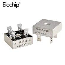 Diode Power-Rectifier-Diode KBPC5010 Electronica 1000V 2pcs 1pcs Each Componentes