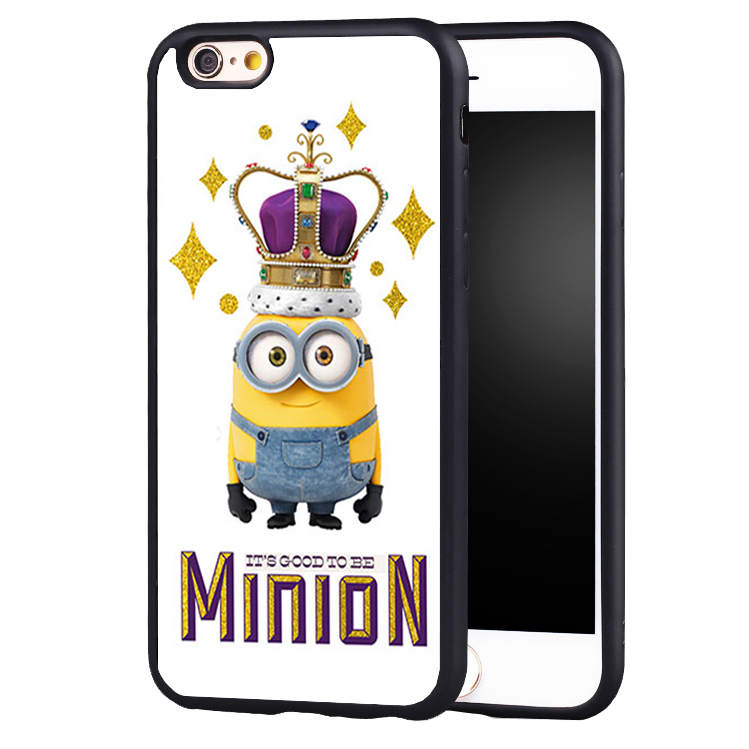 coque galaxy s6 minion bob