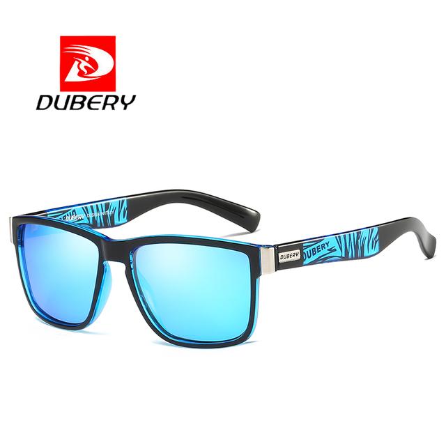 DUBERY D518 2018 Sport Sunglasses Polarized