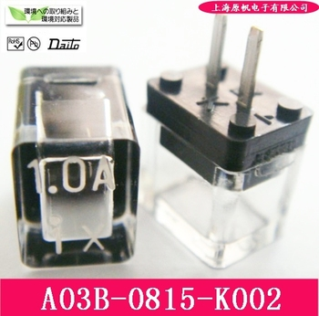 [SA]New original FANUC FANUC Fuse / fuse A03B-0815-K002 1.0A--20PCS/LOT