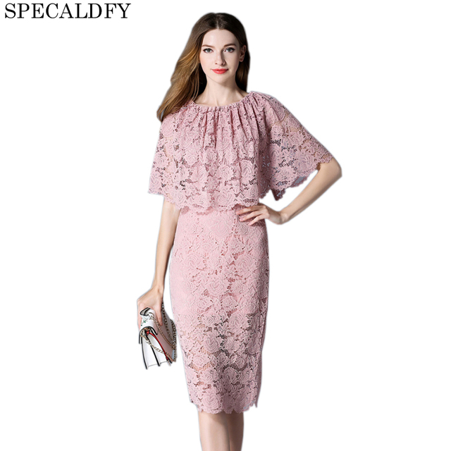 Lace Dress Designer