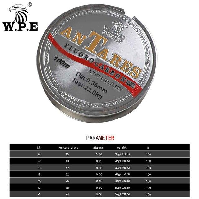 Super No. 1 W.P.E Brand New ANTEROS Fishing Line Fishing Lines e97de37ac7bb1b9210bc97: 0.20mm|0.25mm|0.30mm|0.35mm|0.40mm|0.50mm|0.60mm