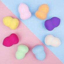 купить Makeup Cosmetic puff Foundation Sponge Powder Smooth Beauty tools Microfiber Surface Concealer Cream Make Up DX30 дешево