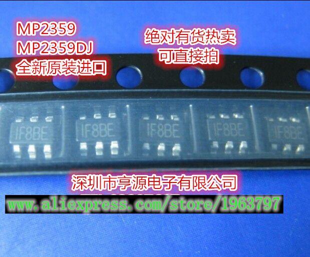 10 pcs/lot MP2359 MP2359DJ-LF-Z SOT23-610 pcs/lot MP2359 MP2359DJ-LF-Z SOT23-6