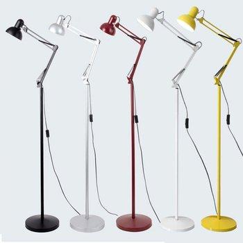 Modern Floor Lamp Fishing Eye Protection LED Floor Lamps for Living Room Lampada Da Terra Standing Lamp Tripod Vloerlamp