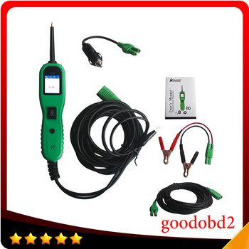 yd208 electrical system circuit tester electrical system diagnostics autek yd 208 power probe more powerful same with pt150 YD208 Electrical System Circuit Tester Circuit breaker protected Instantly identifies positive, negative and open circuits.