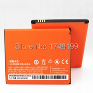 New Arrival Top Selling BM40 Battery 2080mah for XIAOMI M2A MI2A Mobile Phone Accessory High Quality