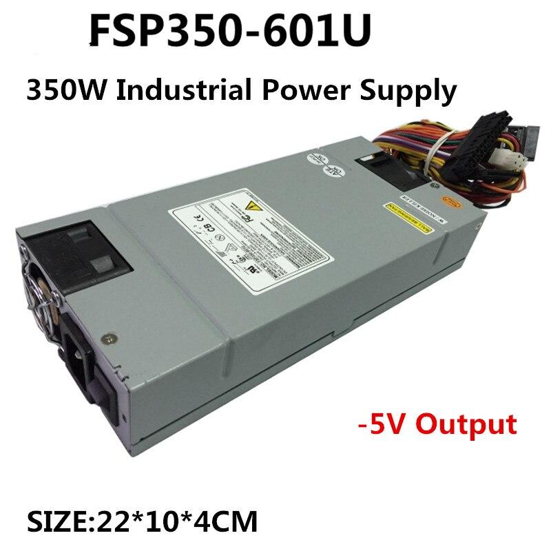 350 Вт 24PIN pc блок питания FSP350 601U стандарт 1U, 350 Вт PS для Netscreen SA 3000 безопасные приборы могут заменить FSP250 50PLB