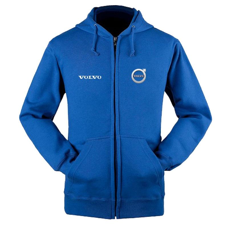 Beste Mannen Werkkleding jas trui Volvo Mouw Sweatshirt 4 s Winkel XR-82