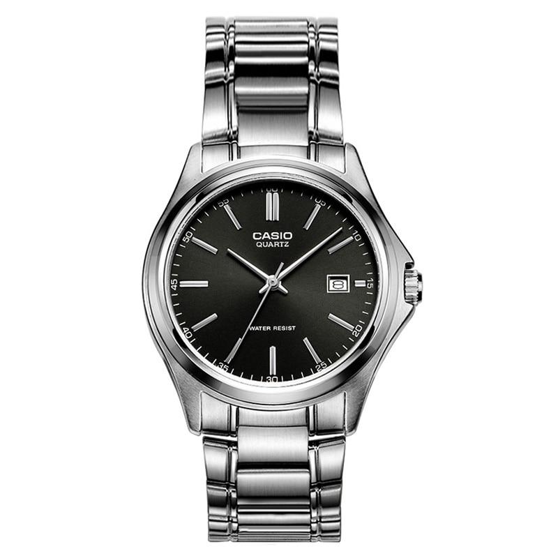 Casio Watch Versatile Business Simple Metal 100% Genuin Men's Watch MTP-1183A-1A