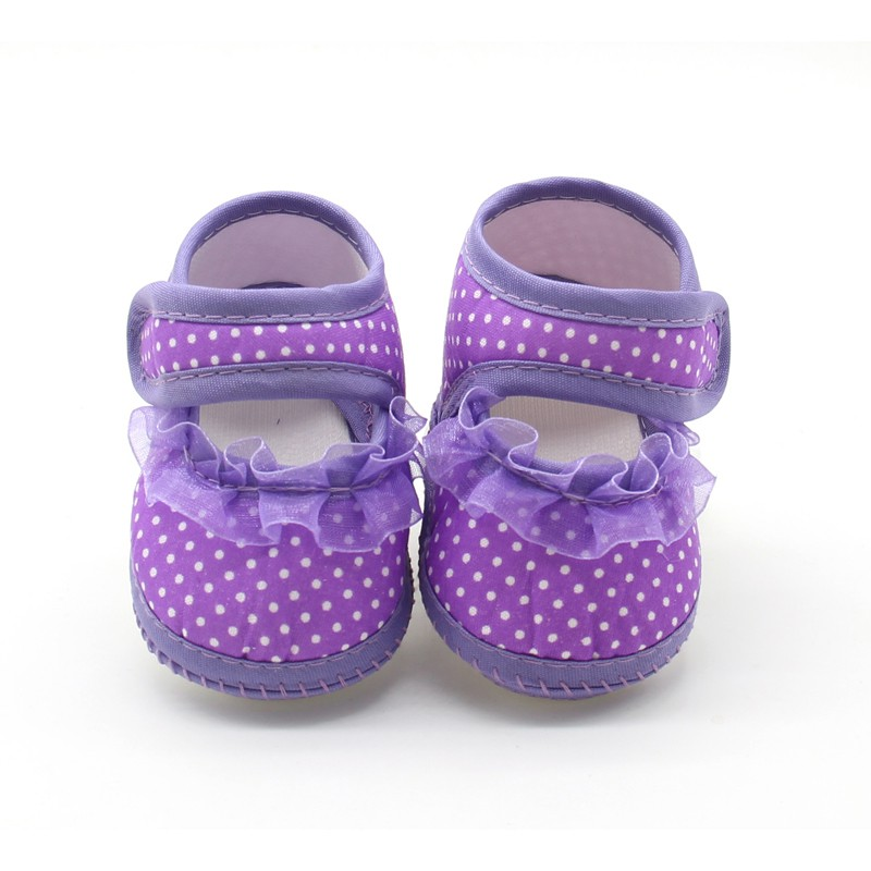 Lovely Baby Girls Summer Shoes Toddler Bowknot Mesh Flower Footwear Cloth Soft Sole First Walkers Shoes